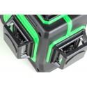Niwelator laserowy ALNL-3DG + 2 akumulatory