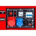 Agregat prądotwórczy MXGG20 230V/380V