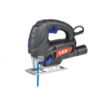 Wyrzynarka LEX 950W +  ZESTAW noży do drewna GRATIS