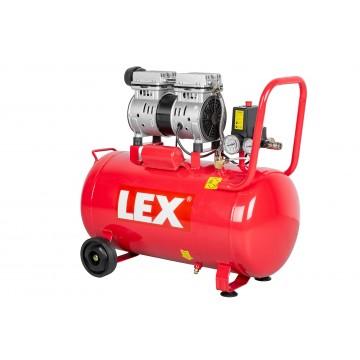 Bezolejowy cichy kompresor LXAC50-21LO