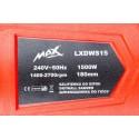 Szlifierka  LXDWS15 do gipsu  z podświetleniem LED i systemem odprowadzania pyłów
