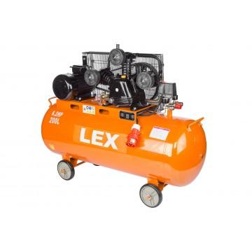 Kompresor 200l 3 tłoki 400v