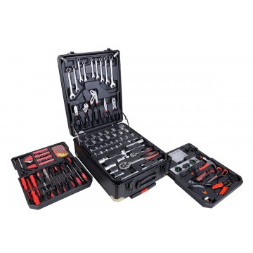 Zestaw narzędzi 186CC - walizka 186 elementów