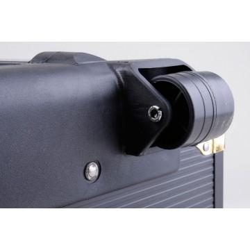 Zestaw narzędzi 186CC-2 - walizka 186 elementów z grzechotkami