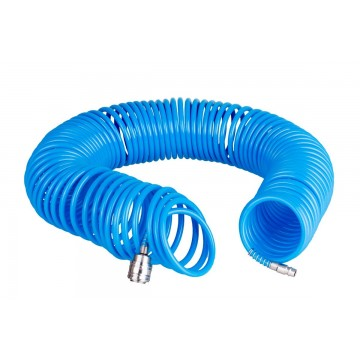 Wąż pneumatyczny spiralny 10m