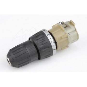 Sprzęgło, reduktor z głowicą do wkrętarki akumulatorowej