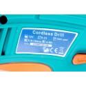 Wkrętarko-wiertarka akumlatorowa CD401 12V
