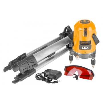 Niwelator laserowy LXNL01 + statyw