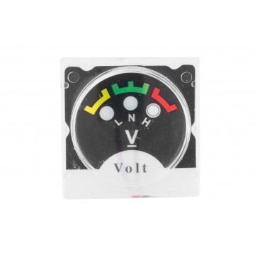 Voltomierz- wskaźnik naładowania / rozładowania baterii 12V